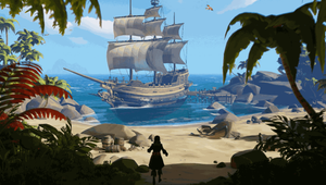 Ya puedes descargar la app de Sea of Thieves para Android y iOS