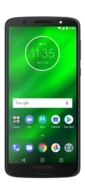 Moto G6-Moto G6 Plus-Moto G6 Play