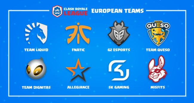 Clash Royale League-Europa