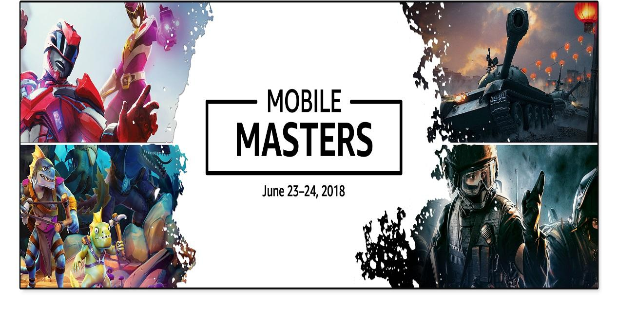Mobile Masters 2018