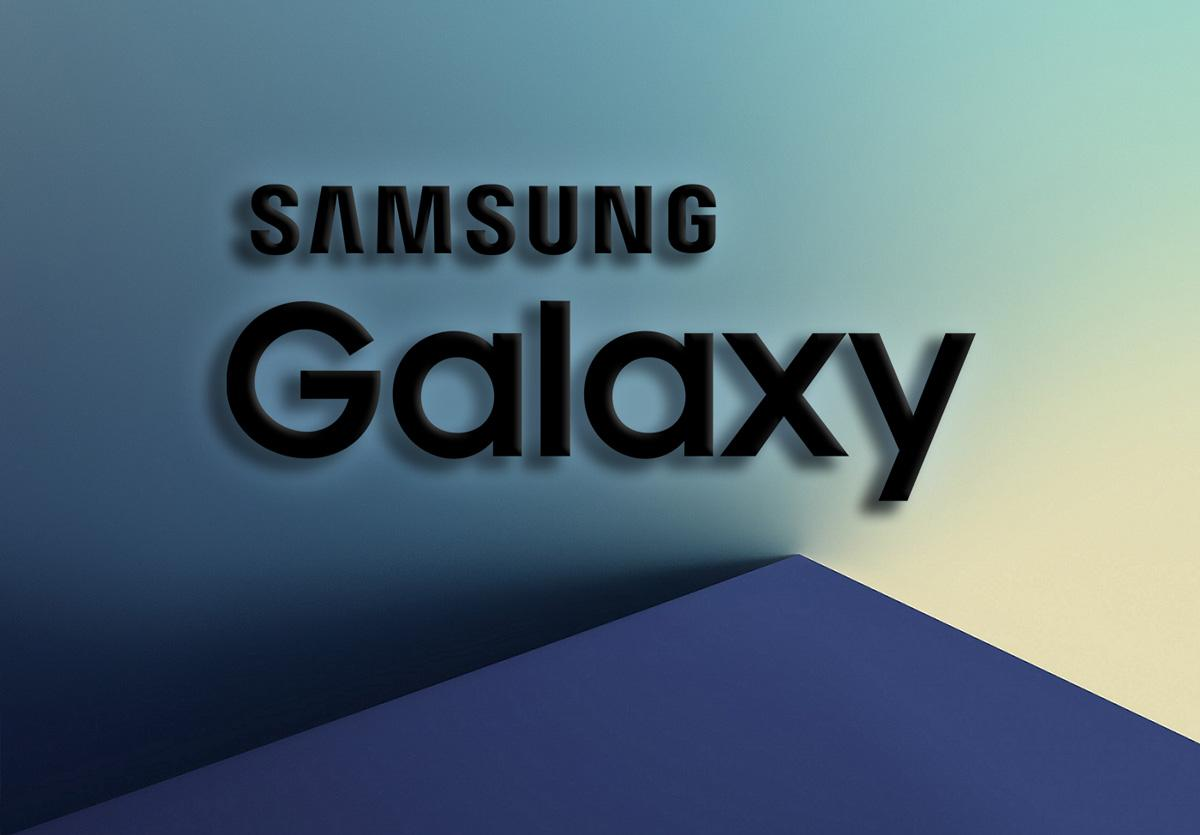 Logo de dispositivos Samsung Galaxy