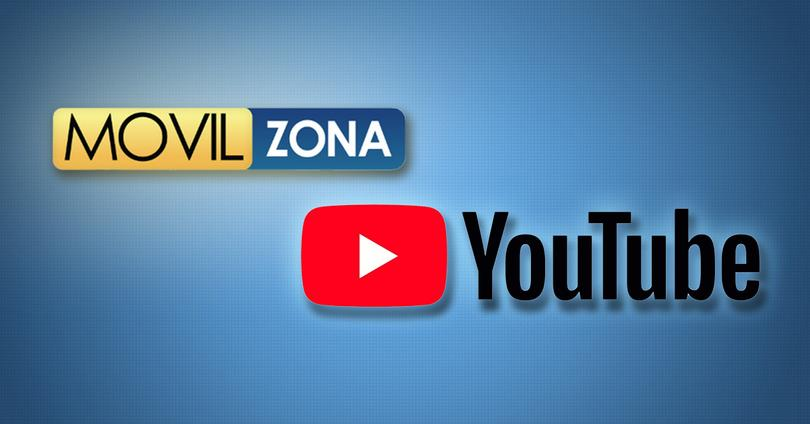 Canal YouTube de MovilZona
