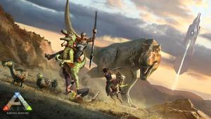 ARK Survival Evolved llegará a iOS y Android el 14 de junio