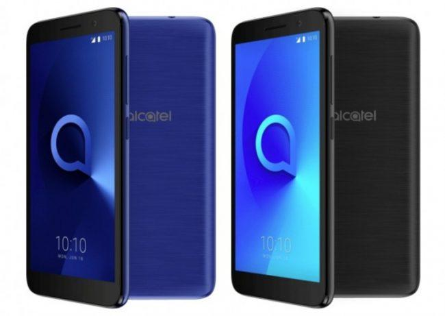 Alcatel 1 con Android Go