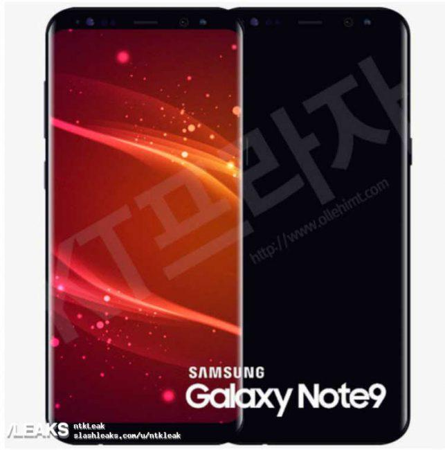 Samsung Galaxy Note 9 de 512GB