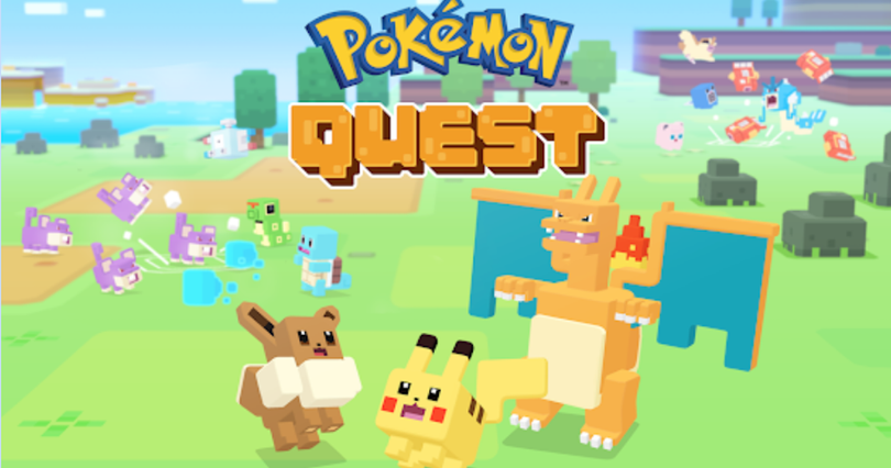 descargar Pokémon Quest