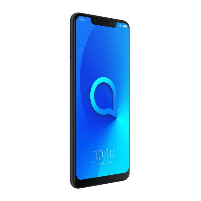Lateral del Alcatel 5V