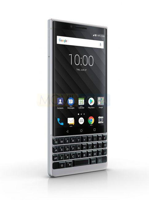 BlackBerry Key2 teclado qwerty