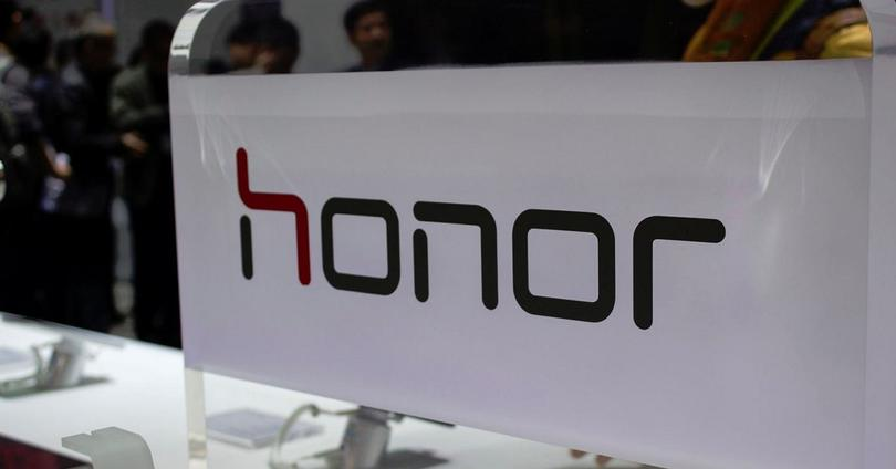 Logo de Honor-stand