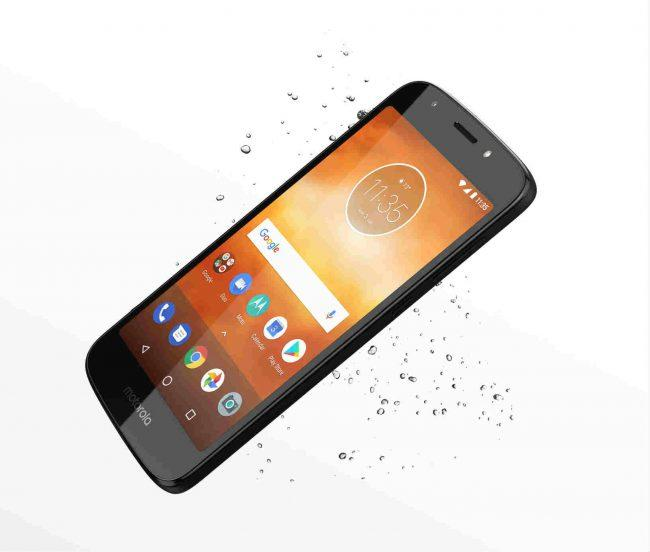 Moto E5 Play Android Go Edition