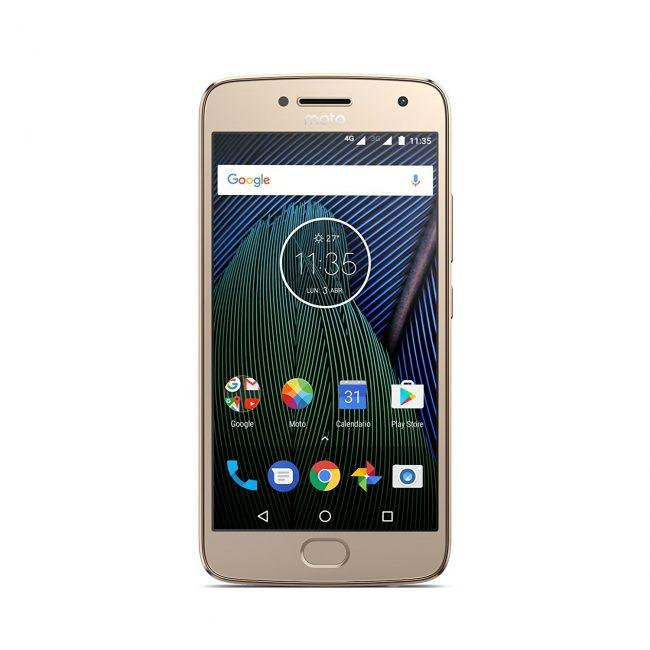Ofertas Pre- Amazon Prime day 2018-Moto G5 Plus