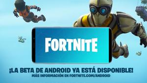 Fortnite para Android ya disponible: lista de modelos compatibles con los Galaxy con prioridad de descarga