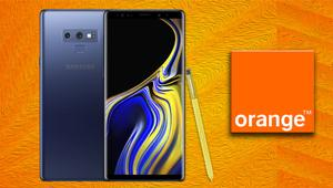 Precio del Samsung Galaxy Note 9 con Orange