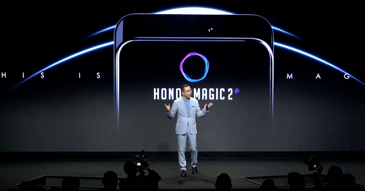 honor magic portada