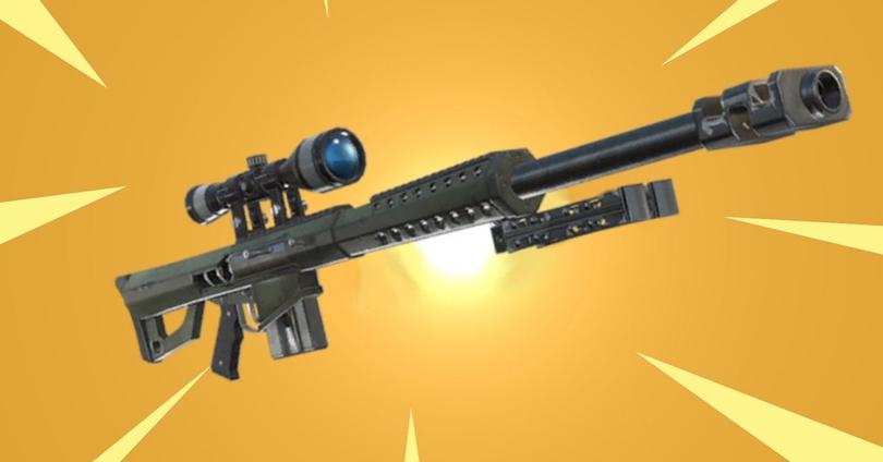 rifle fortnite