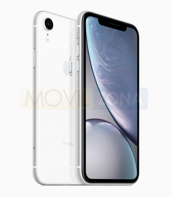Apple iPhone XR blanco