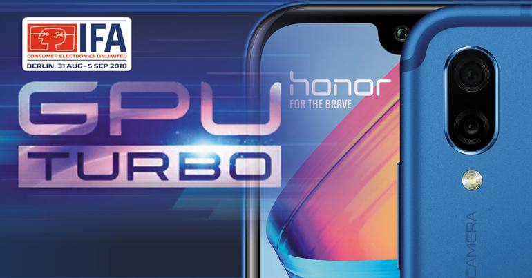 GPU Turbo Honor Play