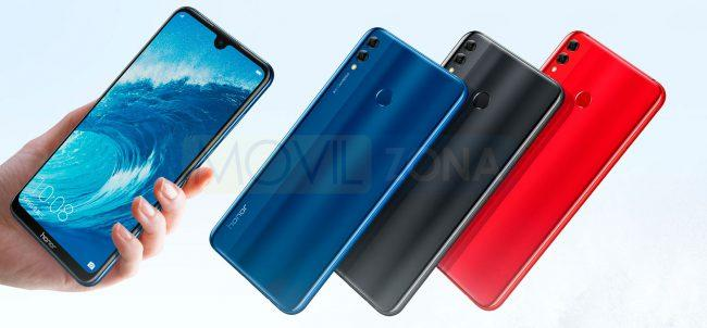 Honor 8X Max colores