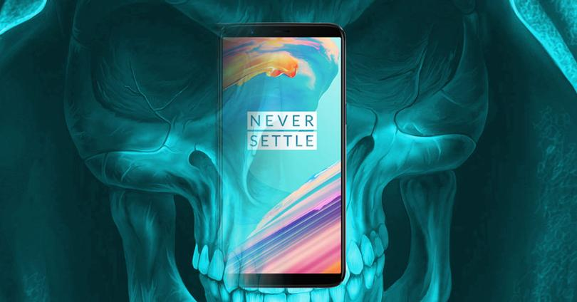 Paranoid Android para OnePlus 5/5T