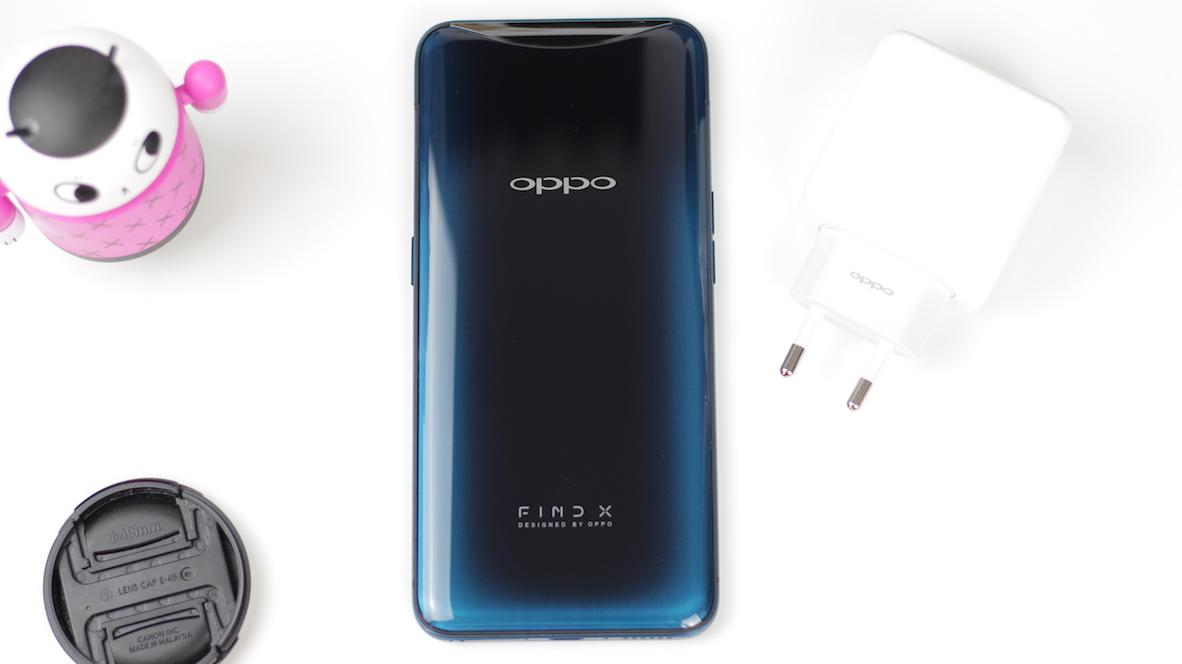 Unboxing Oppo find X