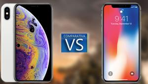 iPhone Xs vs iPhone X: Diferencias entre los dos móviles de Apple