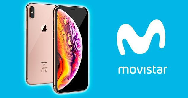 iPhone Xs Movistar