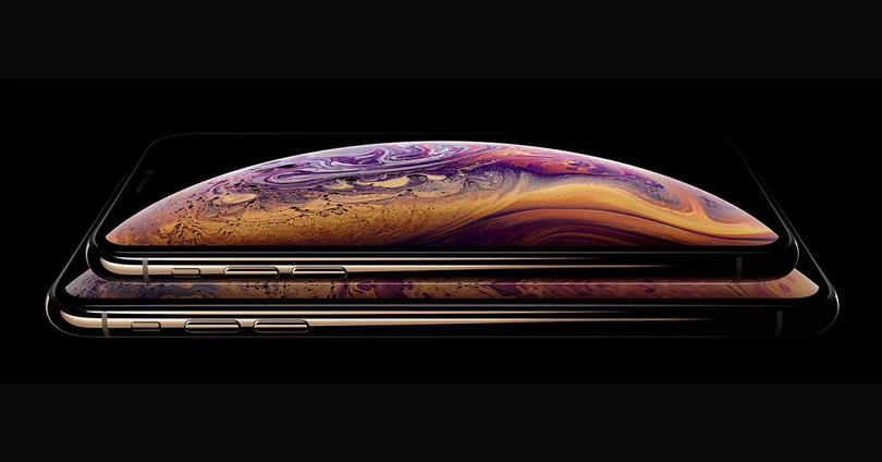 iPhone XS perfil