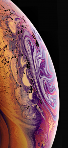 Wallpaper del iPhone Xs