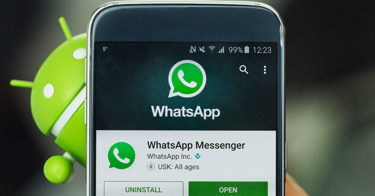 whatsapp beta android