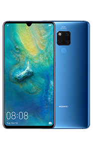 Frontal del Huawei Mate 20 X