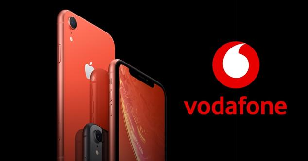iphone xr vodafone