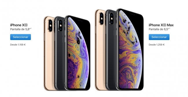 iphone xs apple