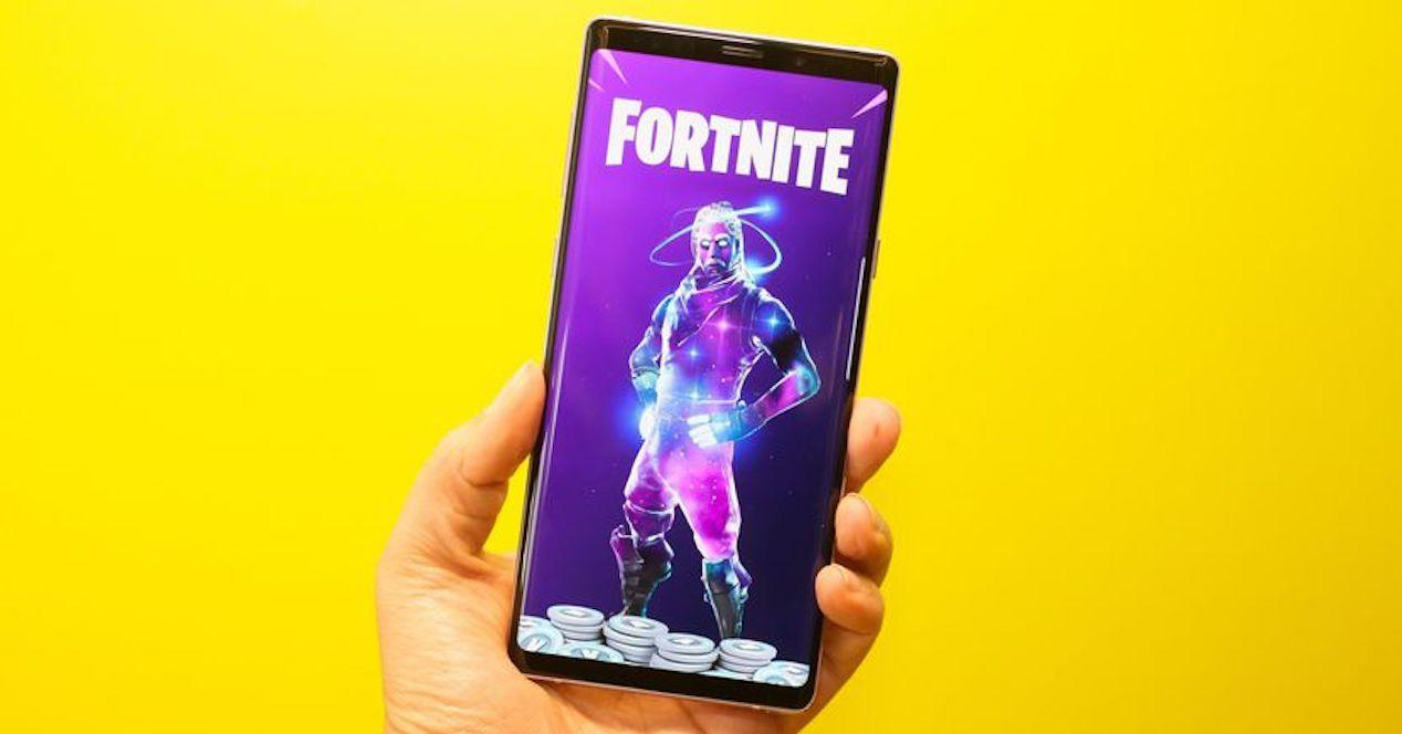 note 9 fortnite