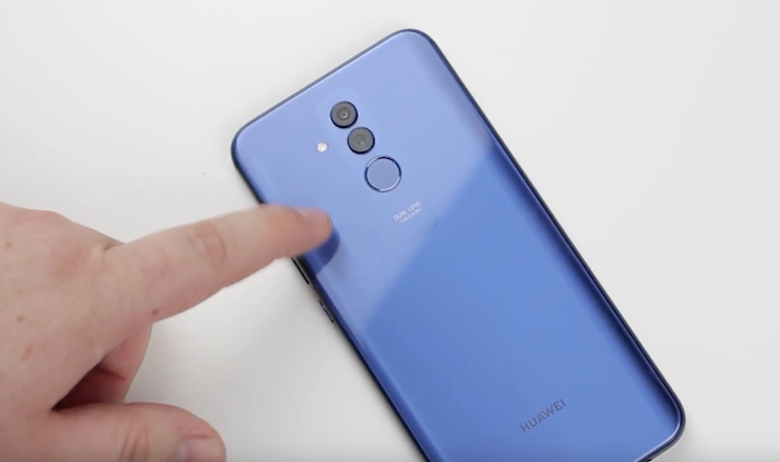 unboxing mate 20 lite