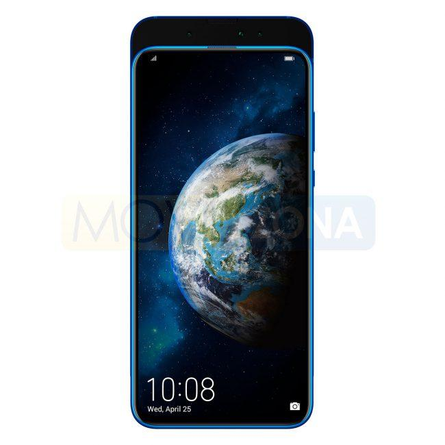 Honor Magic 2 frontal