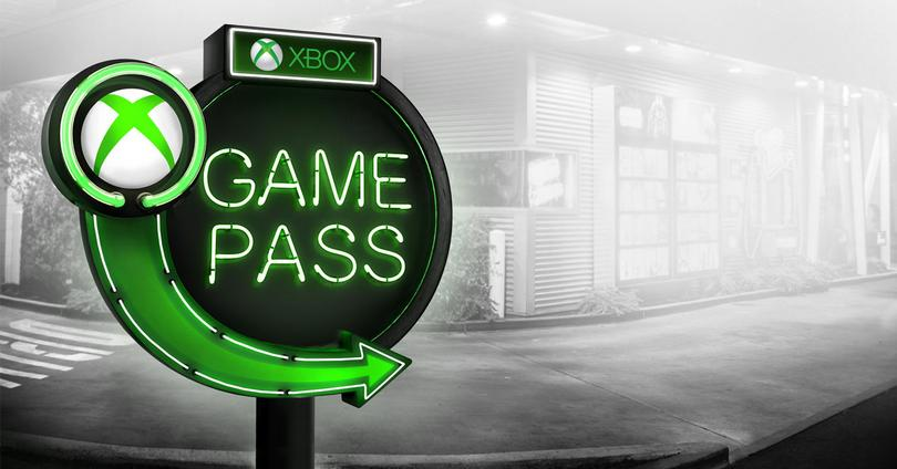 Logotipo de Microsoft Xbox Game Pass
