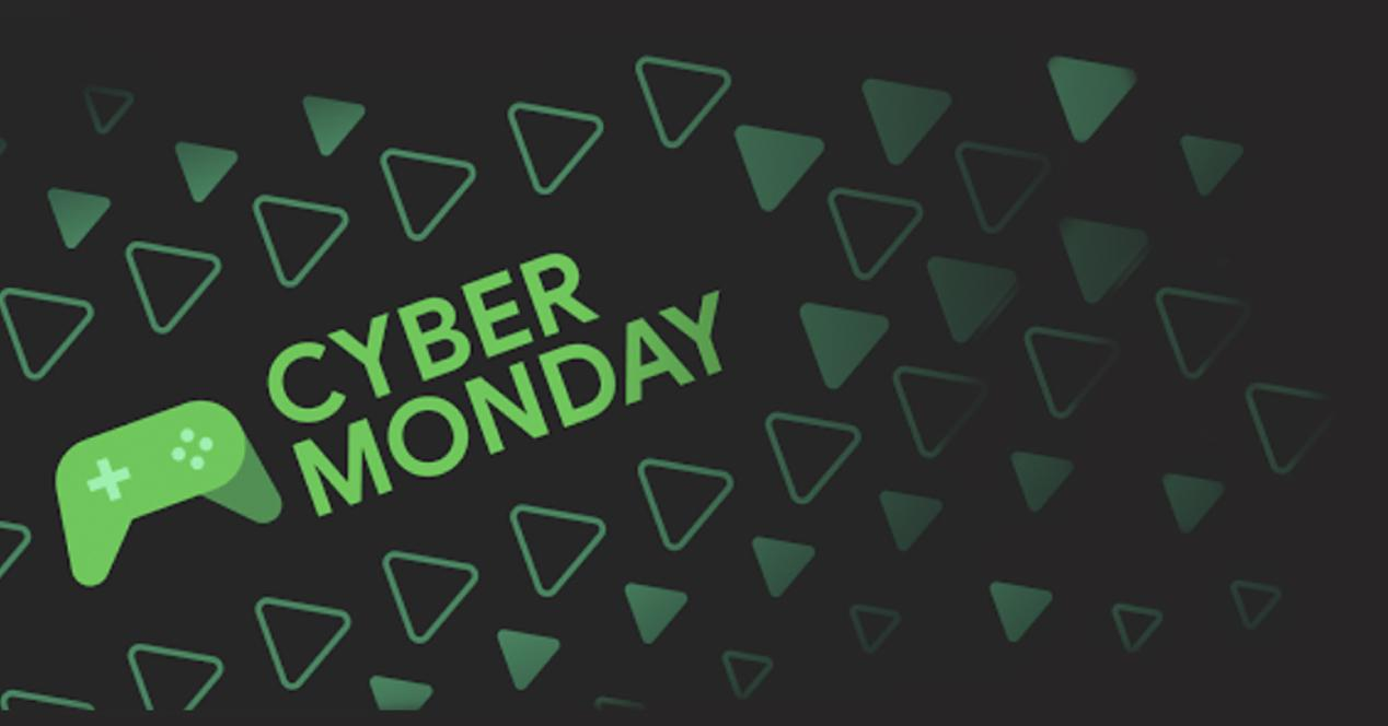 cyber monday play store