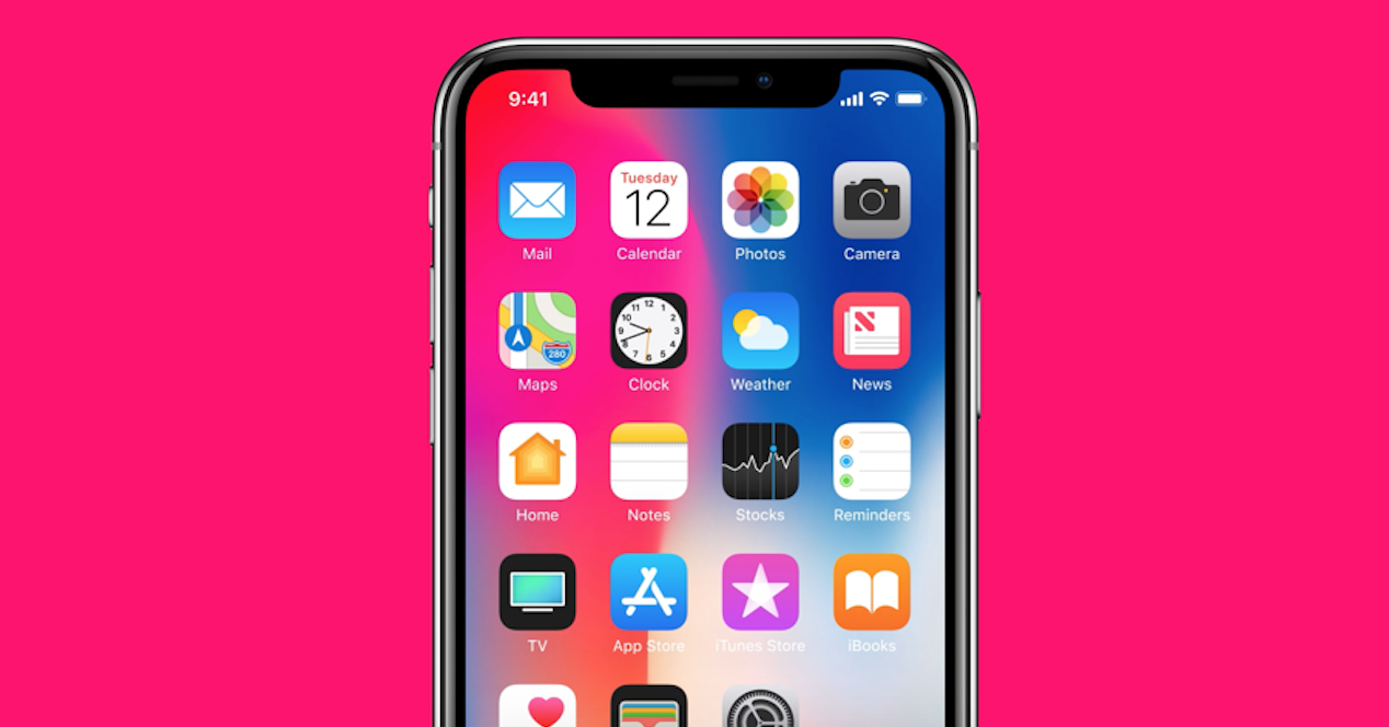 apps iphone x