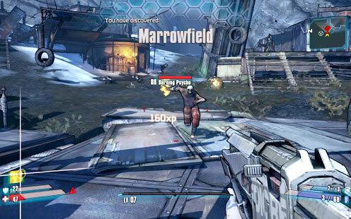 borderlands 2 android