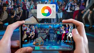 Disponible la cámara de Google con Night Sight en los LG G6, V20 y V30