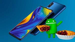 Actualización de Android 9 para el Xiaomi Mi Mix 3 global (descarga)