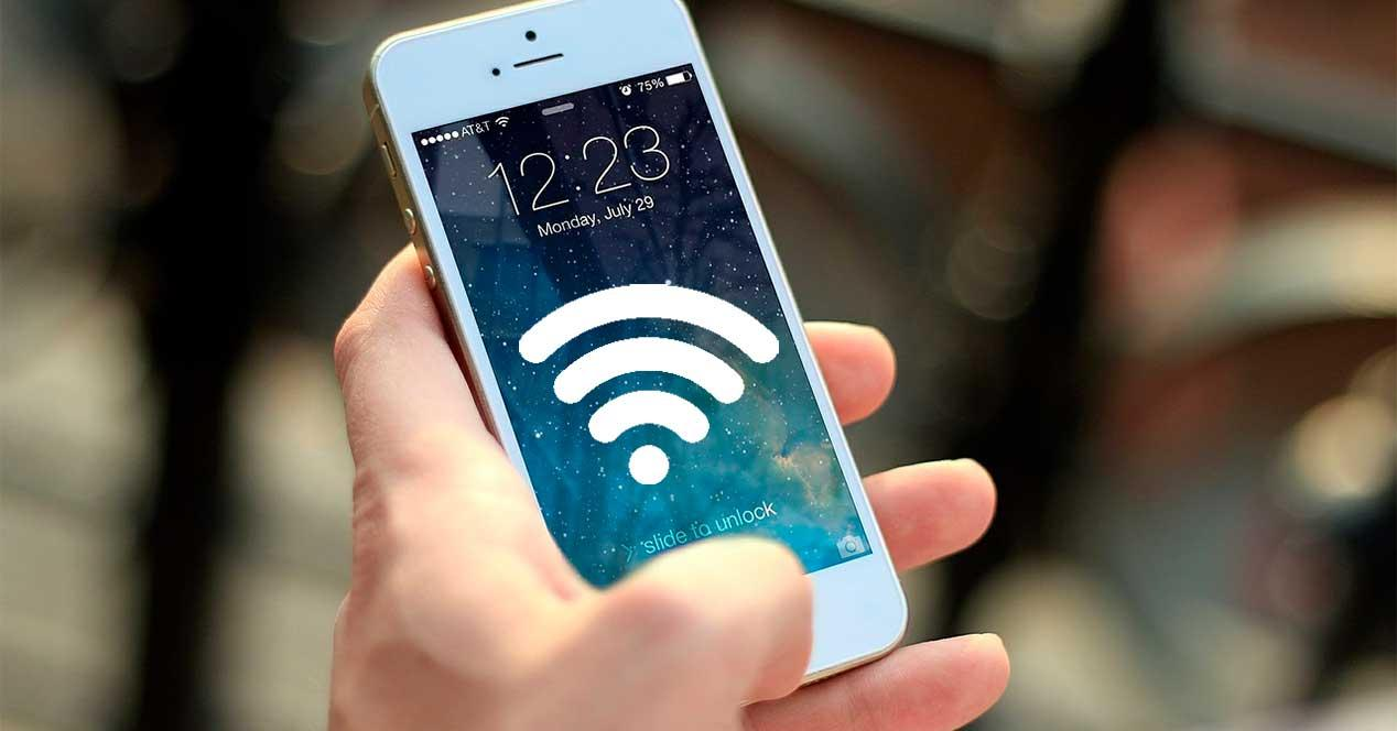 Wifi en los iPhone