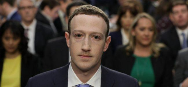 zuckerberg senado usa