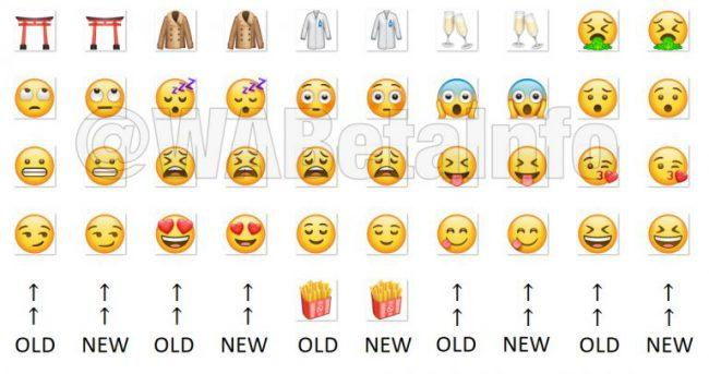 Emojis beta(programa) whatsapp
