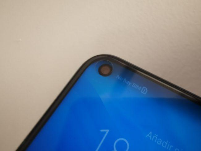Honor View20 frontal