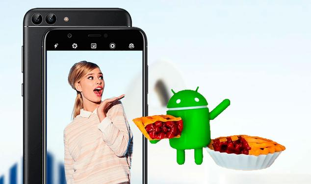 Android 9 Pie para el Huawei P Smart