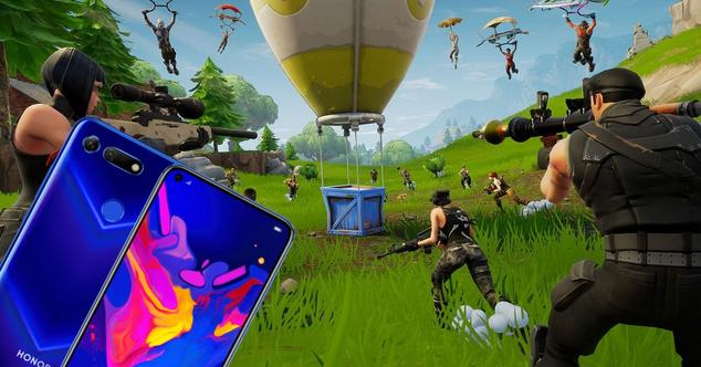 Honor View20 Fortnite