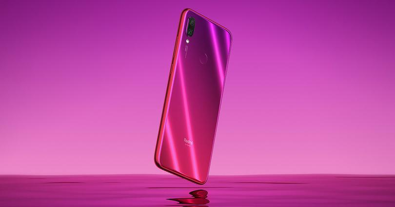 xiaomi redmi note 7 color rosa