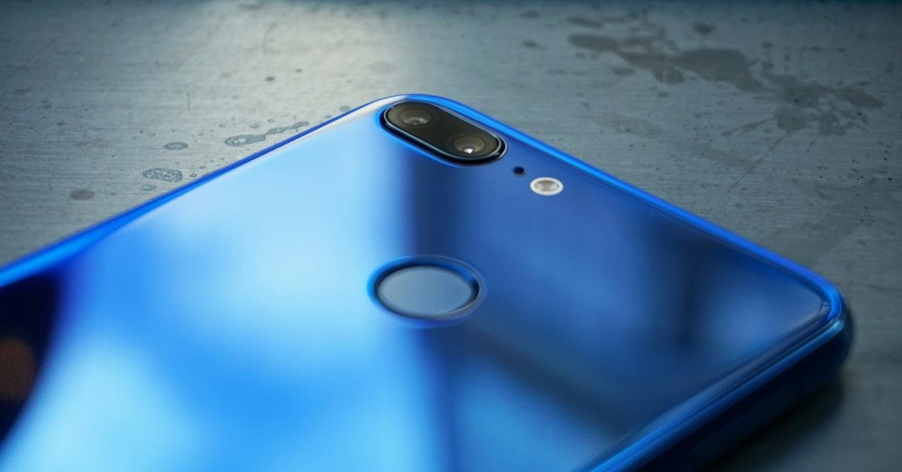 Honor 9 Lite portada