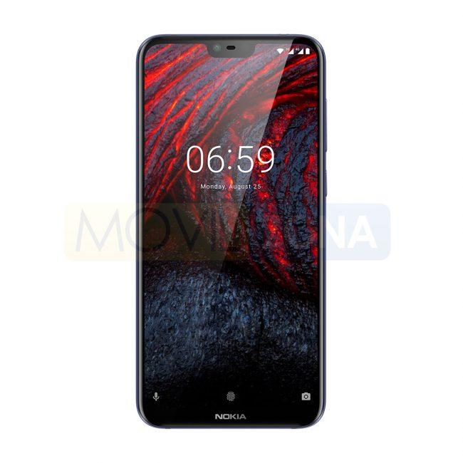 Nokia 6.1 Plus frontal